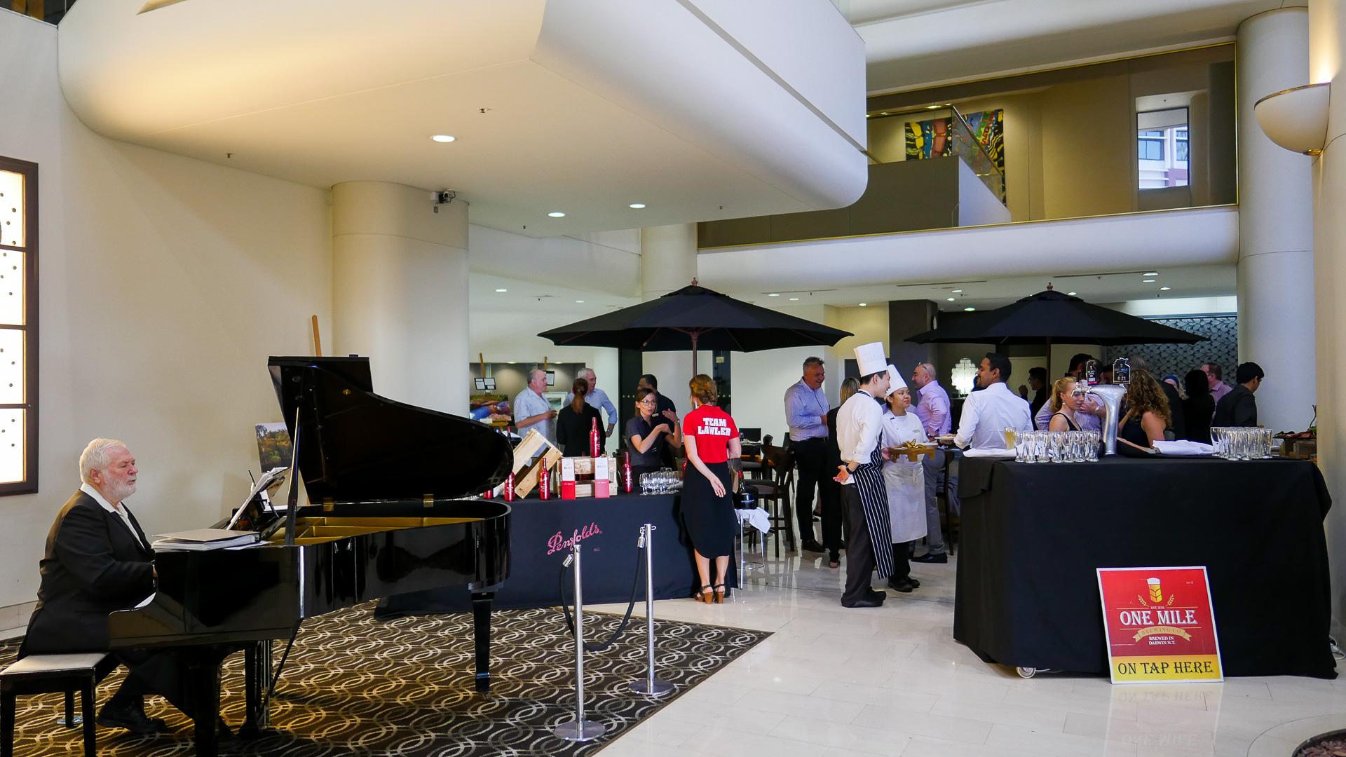 Hilton Unwine Event 2017