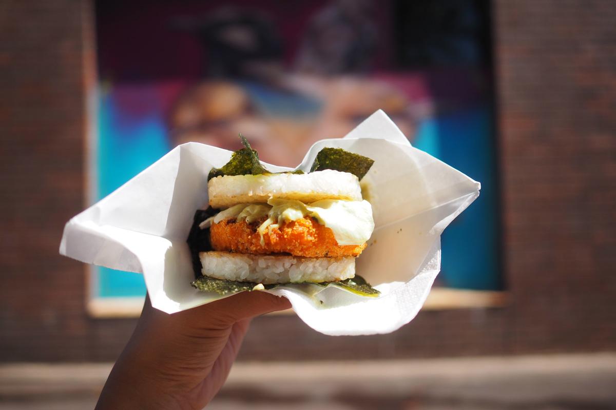 WOW Sushi Burger Darwin markets fusion food